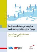 Professionalisierungsstrategien der Erwachsenenbildung in Europa