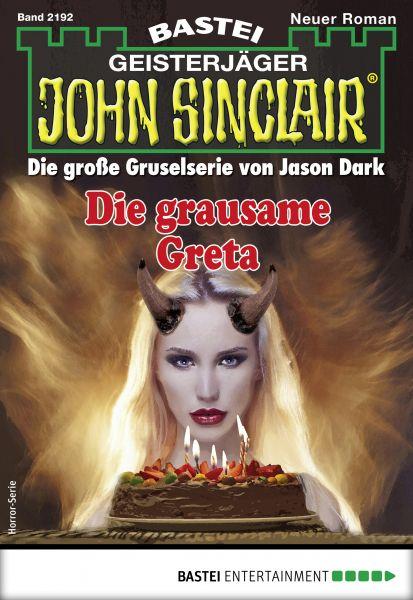 John Sinclair 2192 - Horror-Serie