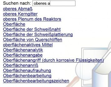 alphabetical wordlist for engineers (134700 Technical Terms / words) in german-english / english-ger