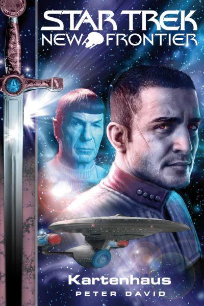 Star Trek - New Frontier 01: Kartenhaus