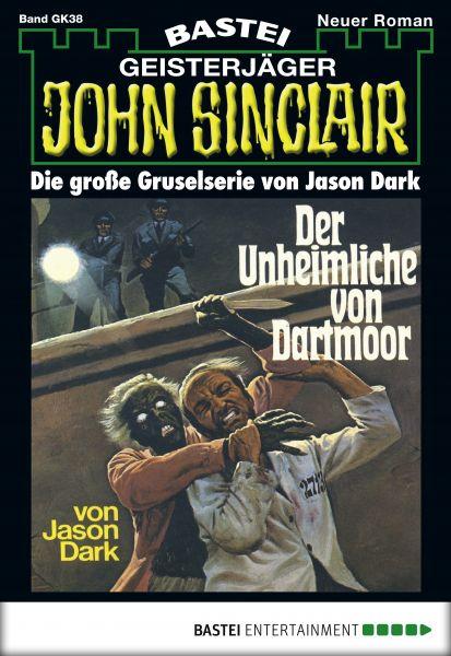 John Sinclair Gespensterkrimi - Folge 38