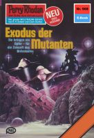 Perry Rhodan 968: Exodus der Mutanten (Heftroman)
