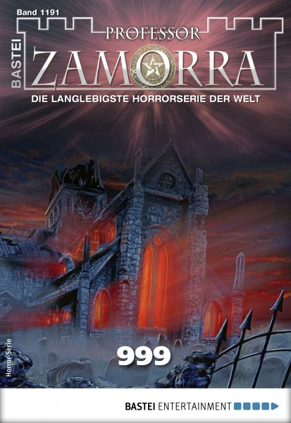 Professor Zamorra 1191 - Horror-Serie