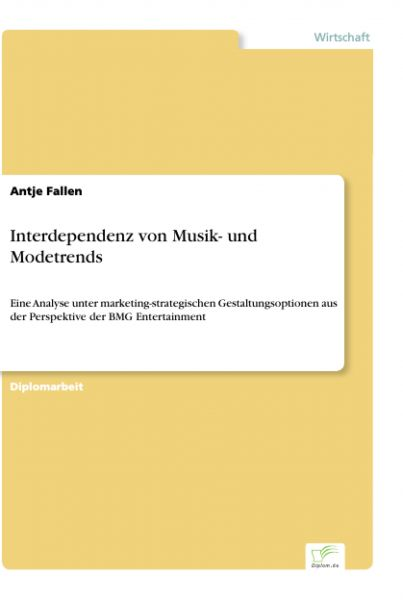 Interdependenz von Musik- und Modetrends
