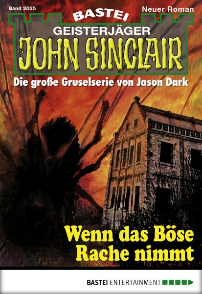John Sinclair - Folge 2025