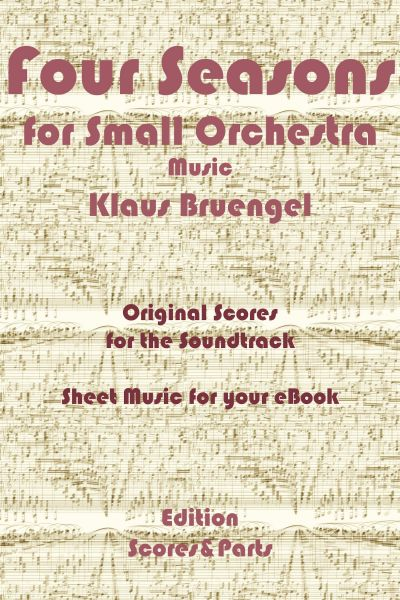 Four Seasons for Small Orchestra Music
