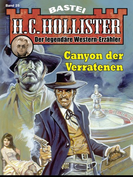 H.C. Hollister 25 - Western