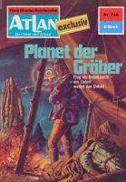 Atlan 246: Planet der Gräber (Heftroman)