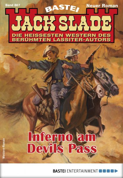 Jack Slade 867 - Western