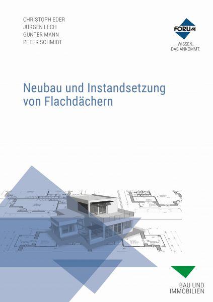 Neubau und Instandsetzung von Flachdächern