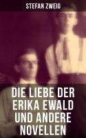 Die Liebe der Erika Ewald und andere Novellen
