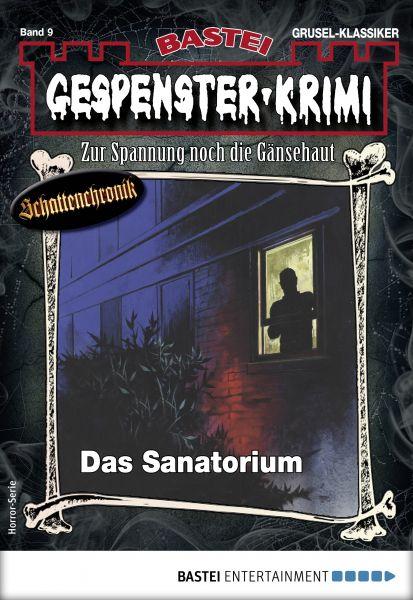 Gespenster-Krimi 9 - Horror-Serie