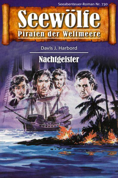 Seewölfe - Piraten der Weltmeere 730