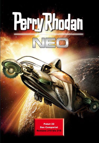 Perry Rhodan Neo Paket 22