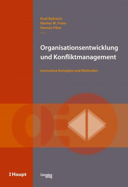 Organisationsentwicklung und Konfliktmanagement