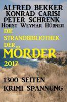 Die Strandbibliothek der Mörder 2017