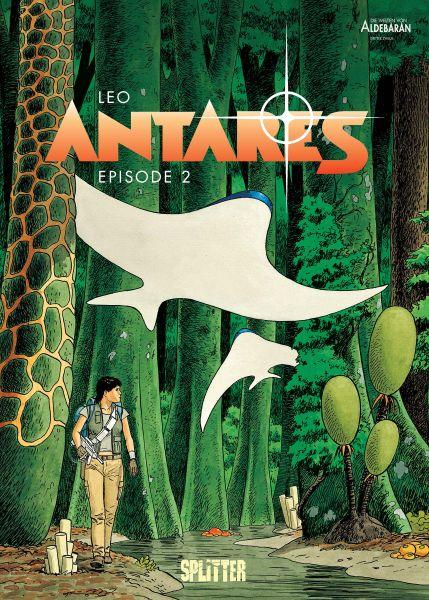 Antares. Band 2