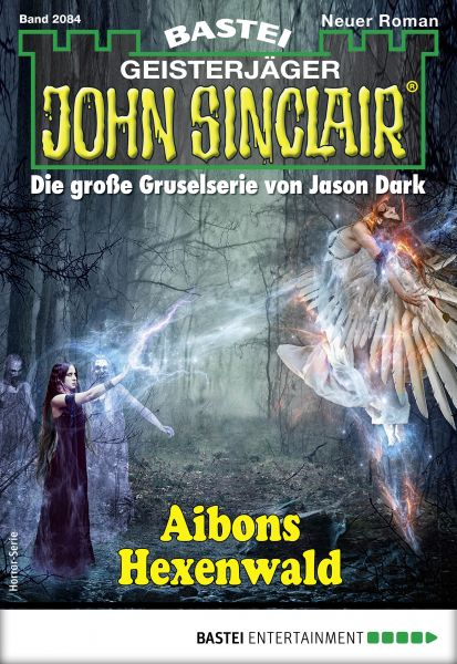 John Sinclair 2084 - Horror-Serie