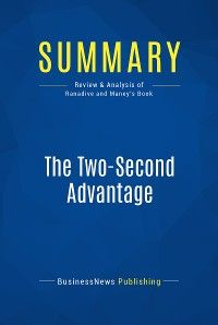 Summary: The Two-Second Advantage