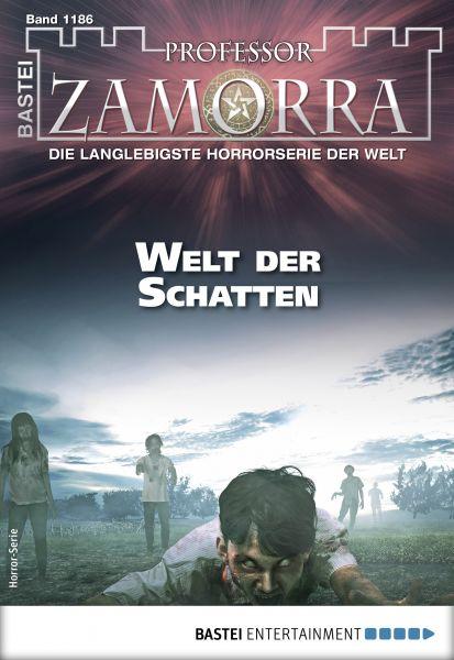 Professor Zamorra 1186 - Horror-Serie