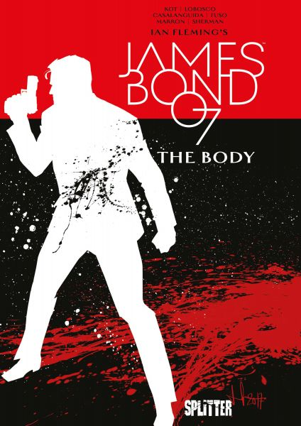 James Bond 007. Band 8