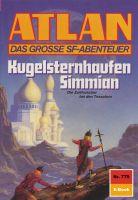 Atlan 779: Kugelsternhaufen Simmian (Heftroman)