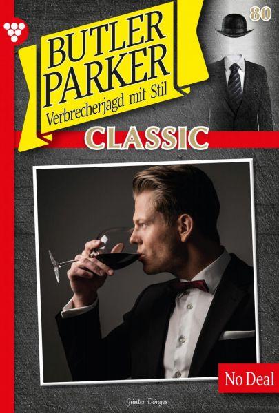 Butler Parker Classic 80 – Kriminalroman