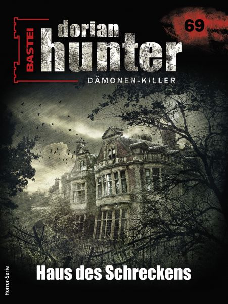 Dorian Hunter 69 - Horror-Serie