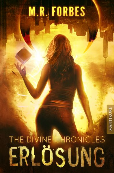 THE DIVINE CHRONICLES 4 - ERLÖSUNG