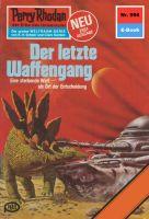 Perry Rhodan 996: Der letzte Waffengang (Heftroman)