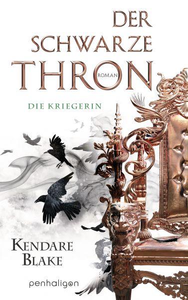Der Schwarze Thron 3 - Die Kriegerin