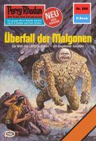 Perry Rhodan 888: Überfall der Malgonen (Heftroman)