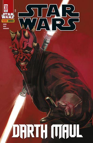 Star Wars, Comicmagazin 30 - Darth Maul