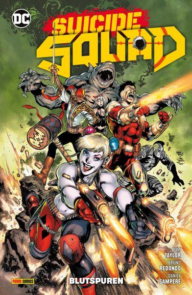 Suicide Squad - Bd. 1: Blutspuren