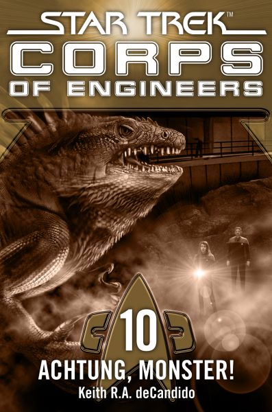 Star Trek - Corps of Engineers 10: Achtung, Monster!