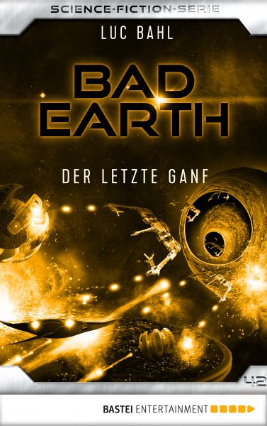 Bad Earth 42 - Science-Fiction-Serie