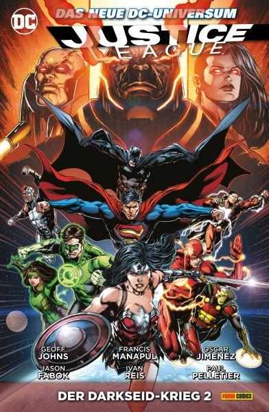 Justice League - Bd. 11: Der Darkseid-Krieg 2