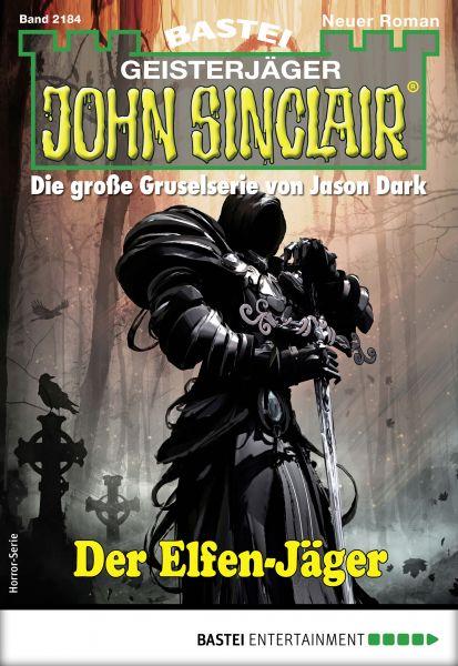 John Sinclair 2184 - Horror-Serie