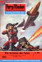 Perry Rhodan 264: Die Invasion der Toten (Heftroman)