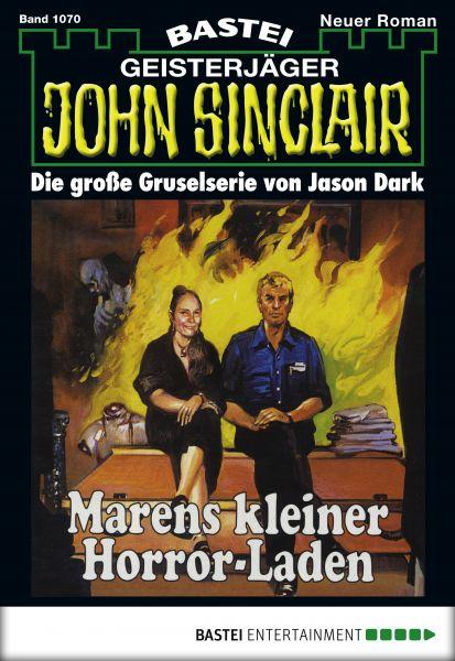 John Sinclair - Folge 1070