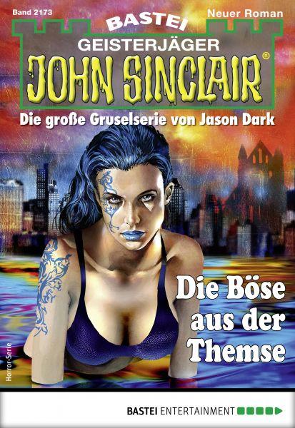 John Sinclair 2173 - Horror-Serie