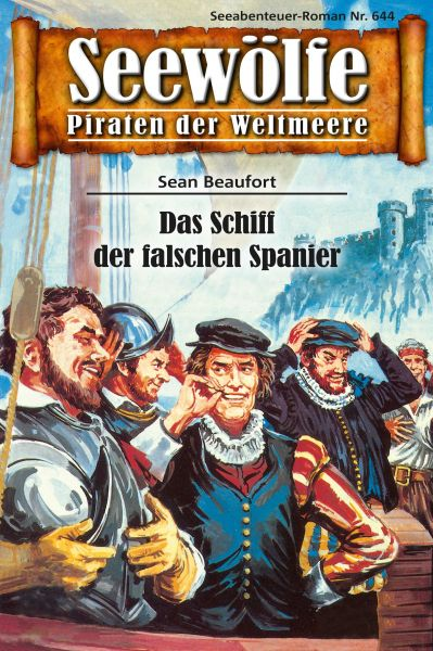 Seewölfe - Piraten der Weltmeere 644