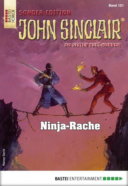 John Sinclair Sonder-Edition 121 - Horror-Serie