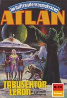 Atlan 737: Tabusektor Leron (Heftroman)