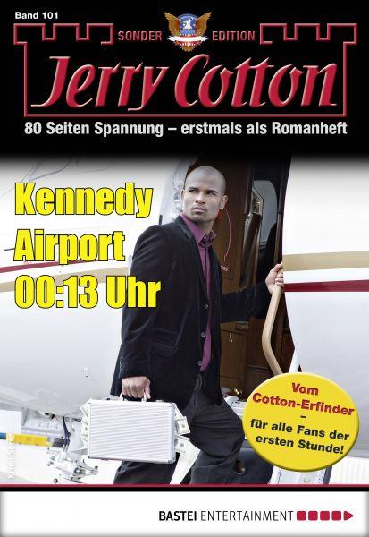 Jerry Cotton Sonder-Edition 101 - Krimi-Serie