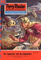 Perry Rhodan 115: Der Imperator und das Ungeheuer (Heftroman)