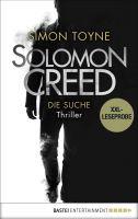 XXL-Leseprobe: Solomon Creed - Die Suche