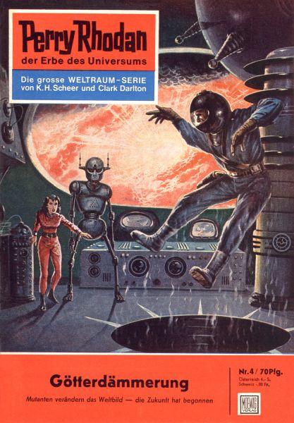 Perry Rhodan-Paket 1 Beam Einzelbände: Die Dritte Macht