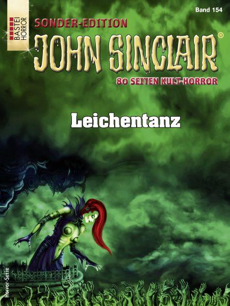 John Sinclair Sonder-Edition 154 - Horror-Serie
