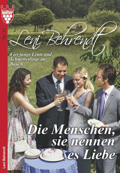 Leni Behrendt 10 - Liebesroman